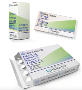 Ultra Health Panaxia Products