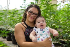 Nuñez wants enough cannabis oil to prevent her daughter's seizures.