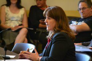 Department of Health Secretary-Designate Lynn Gallagher
